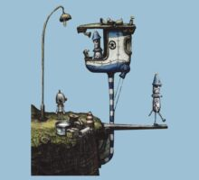 Machinarium by barone