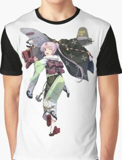 Kantai Collection - Akitsushima Graphic T-Shirt