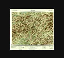 USGS TOPO Map Alaska AK Livengood 361102 1945 250000 Unisex T-Shirt