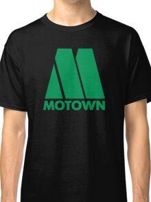 MOTOWN DISCO RECORDS (GREEN) Classic T-Shirt