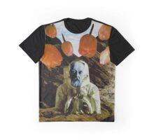 Tulip Astronaut Graphic T-Shirt
