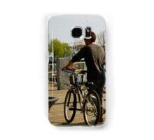 Biking Bonding Samsung Galaxy Case/Skin