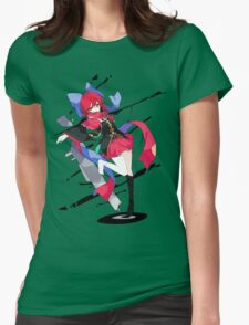Touhou - Sekibanki Womens Fitted T-Shirt