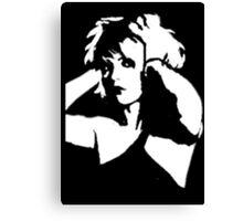 Blondie- Deborah Harry Canvas Print
