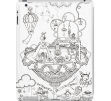 Kids room - Life in flowers iPad Case/Skin