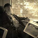 The Old Man on the Train by Clayton  Turner