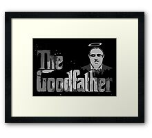 The Good father for father days Gift Framed Print