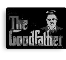 The Good father for father days Gift Canvas Print