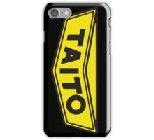 TAITO ARCADE GAMES CORPORATION iPhone Case/Skin