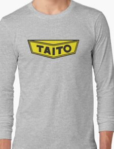 TAITO ARCADE GAMES CORPORATION Long Sleeve T-Shirt
