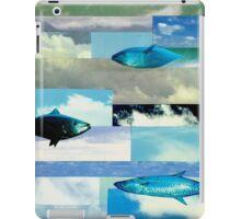 Cloud Fish iPad Case/Skin
