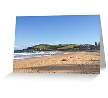 South Coast - Let's Go to the Beach Greeting Card