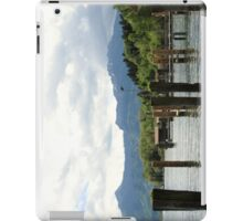 Lake Chiemsee  iPad Case/Skin