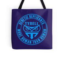 TYRELL CORPORATION - BLADE RUNNER (BLUE) Tote Bag