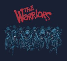 The Warriors by nikholmes