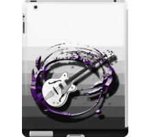 Music - Bass iPad Case/Skin