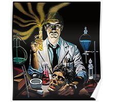 Re-Animator science fiction cover Poster