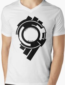 Ghost in the Shell - Symbol Mens V-Neck T-Shirt