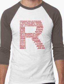 Camisa Equipo Rocket ( Team Rocket ) Men's Baseball ¾ T-Shirt