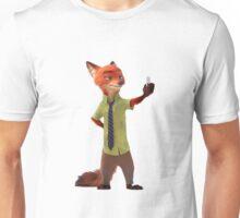 Zootopia - Nick Selfie Unisex T-Shirt