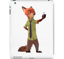 Zootopia - Nick Selfie iPad Case/Skin