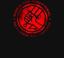 Hellboy - Bureau For Paranormal Research And Defense Unisex T-Shirt