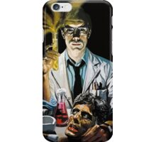 Re-Animator science fiction cover iPhone Case/Skin