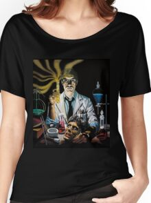 Re-Animator science fiction cover Women's Relaxed Fit T-Shirt