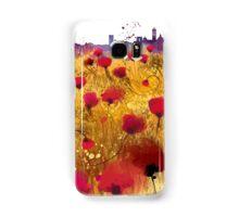 Siena skyline Samsung Galaxy Case/Skin