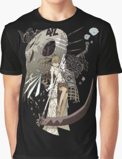 Soul Eater - Maka Albarn Graphic T-Shirt