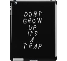 YUNG LEAN / TRAP (Black) iPad Case/Skin