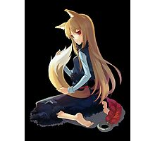 Spice and Wolf - Horo Photographic Print