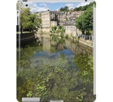 Abbey Mill, Bradford on Avon, Wiltshire, United Kingdom. iPad Case/Skin