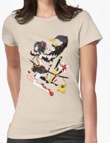 Touhou - Aya Shameimaru Womens Fitted T-Shirt