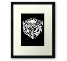 Hellraiser Box Simple - Clive Barker Framed Print