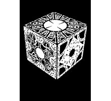 Hellraiser Box Simple - Clive Barker Photographic Print