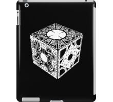 Hellraiser Box Simple - Clive Barker iPad Case/Skin