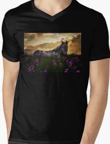 Beautiful Horse 4 Mens V-Neck T-Shirt