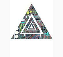 Tribal Triangle Unisex T-Shirt
