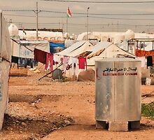 Syrian Refugee Camp, Qustapa, KRG, Iraq 12-03-2014 - 6 by ChuckBrown
