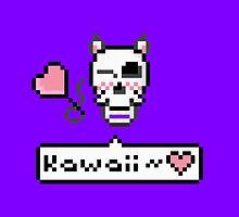 kawaii skelly by thatlazyguy