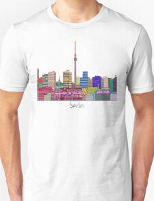Berlin city skyline  T-Shirt