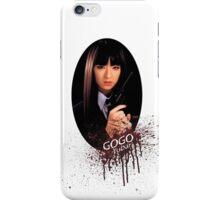 GoGo Yubari of Kill Bill  iPhone Case/Skin