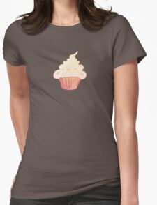 Sweet cheeks ^_^ Womens Fitted T-Shirt