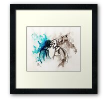 out of reach Framed Print