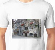 The Bridge Tea Rooms, Bradford on Avon, Wiltshire, UK Unisex T-Shirt
