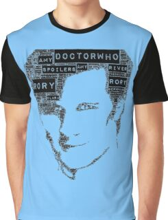 11th doctor Graphic T-Shirt