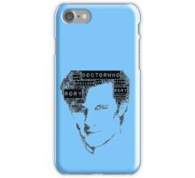 11th doctor iPhone Case/Skin