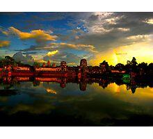 Angkor Wat Photographic Print