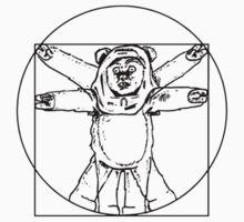 da Vinci Ewok One Piece - Short Sleeve